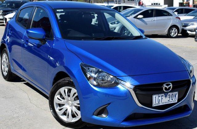 Used Mazda 2 DJ2HAA Neo SKYACTIV-Drive, 2015 Mazda 2 DJ2HAA Neo SKYACTIV-Drive Blue 6 Speed Sports Automatic Hatchback