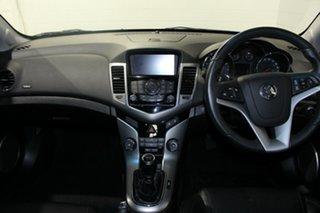 2011 Holden Cruze JH Series II MY11 SRi Green 6 Speed Manual Sedan