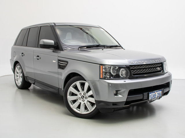 Used Land Rover Range Rover MY12 Sport 3.0 SDV6, 2012 Land Rover Range Rover MY12 Sport 3.0 SDV6 Grey 6 Speed Automatic Wagon