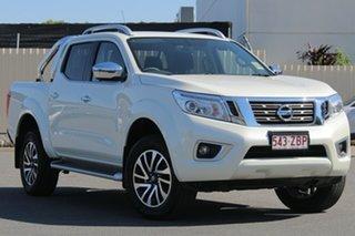 2019 Nissan Navara D23 S3 ST-X White Diamond 7 Speed Sports Automatic Utility.