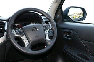 2018 Mitsubishi Triton MR MY19 GLX Plus (4x4) White 6 Speed Manual Double Cab Pickup