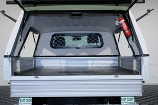 2014 Ford Ranger PX XL 4x2 Hi-Rider White 6 speed Automatic Cab Chassis