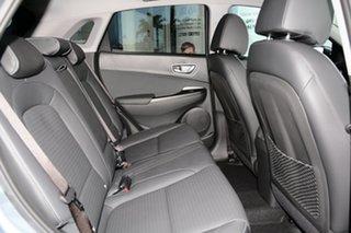 2019 Hyundai Kona OS.3 MY19 electric Highlander Pulse Red 1 Speed Reduction Gear Wagon
