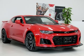 2019 Chevrolet Camaro 1AL37 MY19 ZL1 Red Hot 6 Speed Manual Coupe.