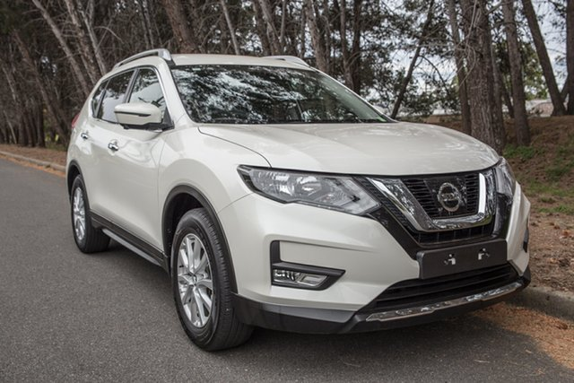Used Nissan X-Trail T32 Series II ST-L X-tronic 2WD, 2017 Nissan X-Trail T32 Series II ST-L X-tronic 2WD White 7 Speed Constant Variable Wagon