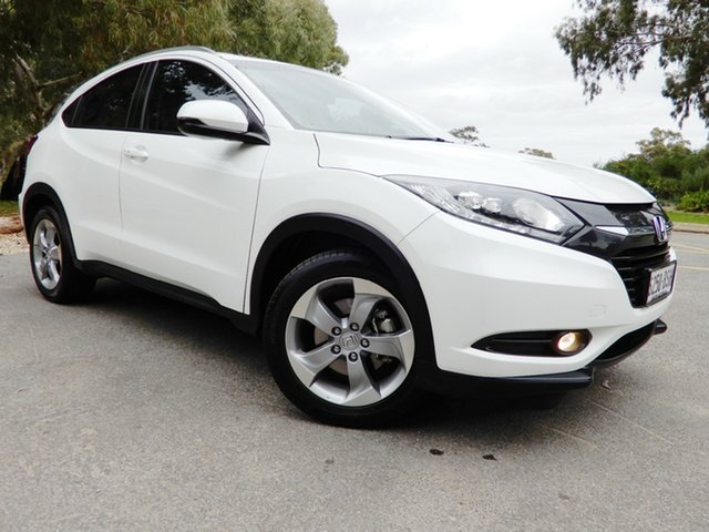 Used Honda HR-V MY16 VTi-S, 2017 Honda HR-V MY16 VTi-S White 1 Speed Constant Variable Hatchback