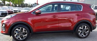 2018 Kia Sportage QL MY18 Si AWD Premium Firey Red 6 Speed Sports Automatic Wagon