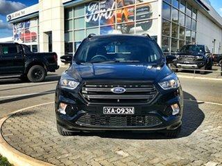 2019 Ford Escape ZG 2019.25MY ST-Line AWD Shadow Black 6 Speed Sports Automatic Wagon.