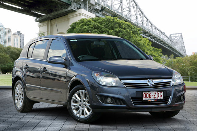 Used Holden Astra AH MY09 CDTi, 2009 Holden Astra AH MY09 CDTi Blue 6 Speed Sports Automatic Hatchback