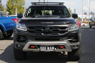 2018 Holden Special Vehicles Colorado RG MY18 SportsCat+ Pickup Crew Cab Mineral Black 6 Speed