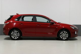 2018 Hyundai i30 PD2 MY19 Active Red 6 Speed Automatic Hatchback