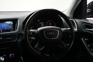 2014 Audi Q5 8R MY15 TDI S Tronic Quattro Blue 7 Speed Sports Automatic Dual Clutch Wagon
