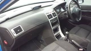 2005 Peugeot 307 T6 XSE HDi Blue 6 Speed Manual Hatchback