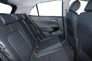 2019 Kia Picanto JA MY19 GT Aurora Black 5 Speed Manual Hatchback.