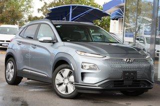 2019 Hyundai Kona OS.3 MY19 electric Highlander Pulse Red 1 Speed Reduction Gear Wagon.