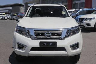 2020 Nissan Navara D23 S4 MY20 ST-X White Diamond 6 Speed Manual Utility