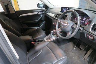2013 Audi Q3 8U MY14 TFSI S Tronic Quattro Grey 7 Speed Sports Automatic Dual Clutch Wagon