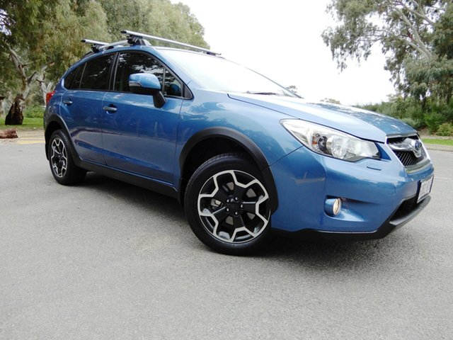 Used Subaru XV G4X MY15 2.0i-S Lineartronic AWD, 2015 Subaru XV G4X MY15 2.0i-S Lineartronic AWD Quartz Blue 6 Speed Constant Variable Wagon