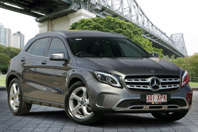 Used Mercedes-Benz GLA-Class X156 808MY GLA220 d DCT, 2017 Mercedes-Benz GLA-Class X156 808MY GLA220 d DCT Grey 7 Speed Sports Automatic Dual Clutch Wagon