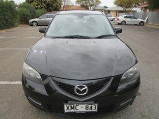 2007 Mazda 3 BK MY06 Upgrade Neo 5 Speed Manual Sedan.