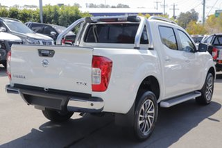 2020 Nissan Navara D23 Series 4 MY20 ST-X (4x4) (premium) White Diamond 7 Speed Automatic.