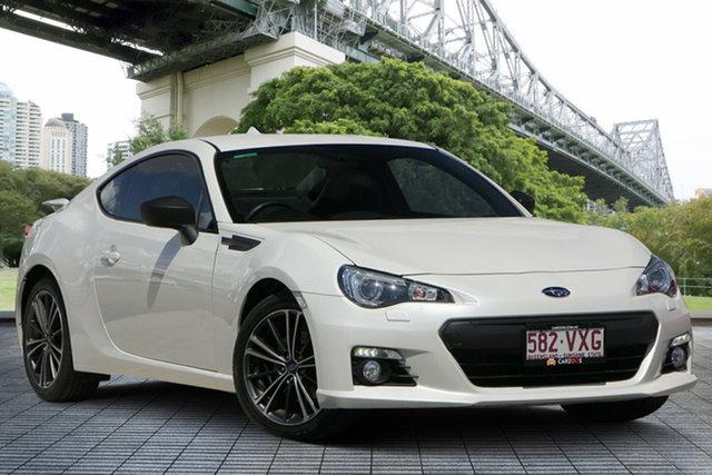 Used Subaru BRZ Z1 MY13 , 2013 Subaru BRZ Z1 MY13 White 6 Speed Manual Coupe