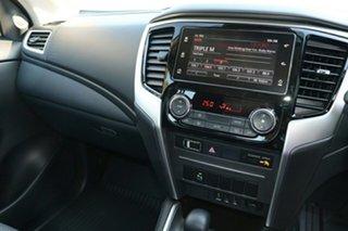 2018 Mitsubishi Triton MR MY19 GLX Plus (4x4) White 6 Speed Automatic Double Cab Pickup