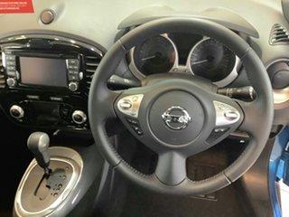 2018 Nissan Juke F15 Series 2 Ti-S X-tronic AWD Vivid Blue 1 Speed Constant Variable Hatchback
