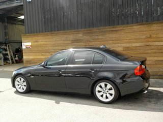 2005 BMW 3 Series E90 320i Executive Black 6 Speed Manual Sedan