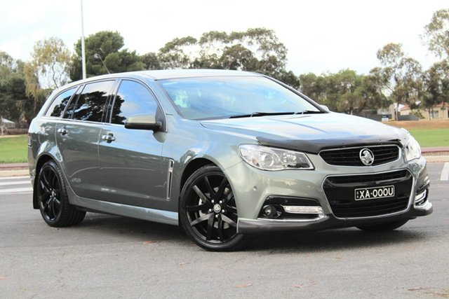 Used Holden Commodore VF MY14 SS V Sportwagon, 2014 Holden Commodore VF MY14 SS V Sportwagon Grey 6 Speed Sports Automatic Wagon