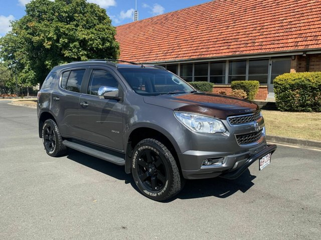 Used Holden Colorado 7 RG LTZ, 2013 Holden Colorado 7 RG LTZ Grey 6 Speed Automatic Wagon