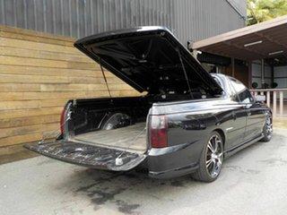 2006 Holden Ute VZ MY06 Thunder SS Black 6 Speed Manual Utility
