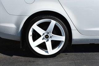 2016 Holden Commodore VF II MY16 Evoke Heron White 6 Speed Sports Automatic Sedan