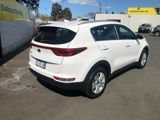 2016 Kia Sportage QL MY17 Si 2WD White 6 Speed Sports Automatic Wagon