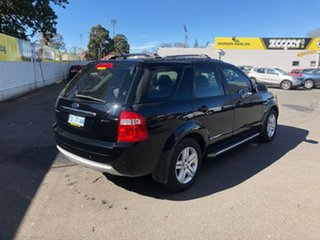 2005 Ford Territory SX Ghia AWD Black 4 Speed Sports Automatic Wagon
