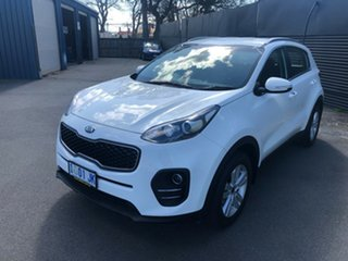 2016 Kia Sportage QL MY17 Si 2WD White 6 Speed Sports Automatic Wagon.