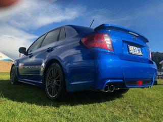 2012 Subaru Impreza G3 MY12 WRX AWD 5 Speed Manual Sedan.