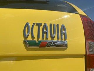 2008 Skoda Octavia Yellow 6 Speed Manual Wagon