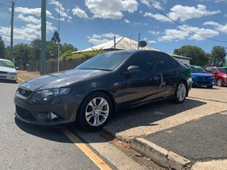 2009 Ford Falcon XR6 Grey Automatic Sedan.