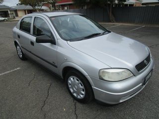 2000 Holden Astra TS City 4 Speed Automatic Hatchback.