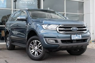 2018 Ford Everest UA II 2019.00MY Trend RWD 10 Speed Sports Automatic Wagon.