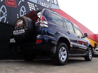 2008 Toyota Landcruiser Prado KDJ120R GX Dynamic Blue 5 Speed Automatic Wagon