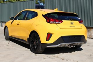 2019 Hyundai Veloster JS MY20 Turbo Coupe Thunder Bolt 6 Speed Manual Hatchback.
