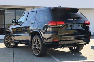 2016 Jeep Grand Cherokee WK MY16 75th Anniversary Black 8 Speed Sports Automatic Wagon.
