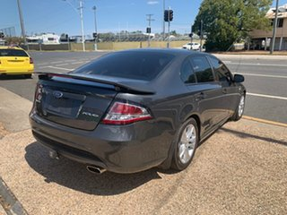 2009 Ford Falcon XR6 Grey Automatic Sedan