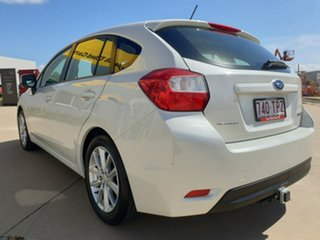 2013 Subaru Impreza G4 MY13 2.0i AWD White 6 Speed Manual Hatchback