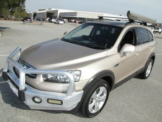 2012 Holden Captiva CG Series II 7 AWD CX Gold 6 Speed Sports Automatic Wagon