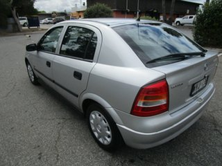 2000 Holden Astra TS City 4 Speed Automatic Hatchback
