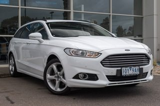 2017 Ford Mondeo MD 2017.00MY Trend PwrShift 6 Speed Sports Automatic Dual Clutch Wagon.