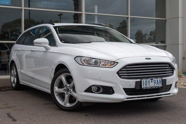 Used Ford Mondeo MD 2017.00MY Trend PwrShift, 2017 Ford Mondeo MD 2017.00MY Trend PwrShift 6 Speed Sports Automatic Dual Clutch Wagon